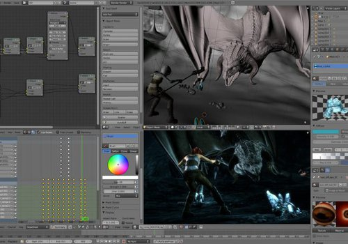 40 Free 3D Modeling, 3D Rendering and 3D Viewing Applications
